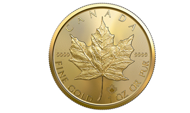 Royal Canadian Mint Gold